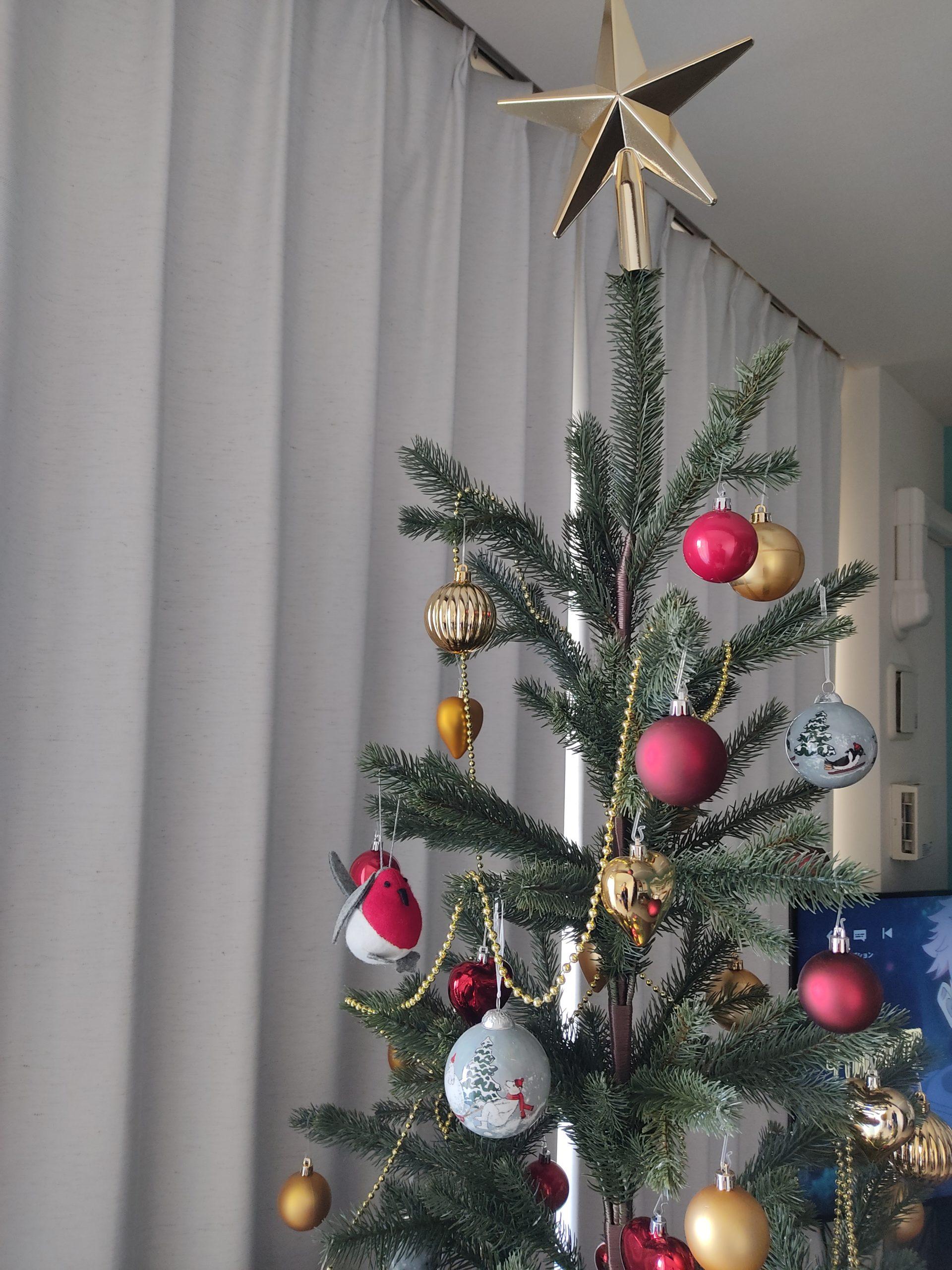 IKEAクリスマスツリー